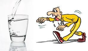 mất nước - rối loạn chuyển hóa nước